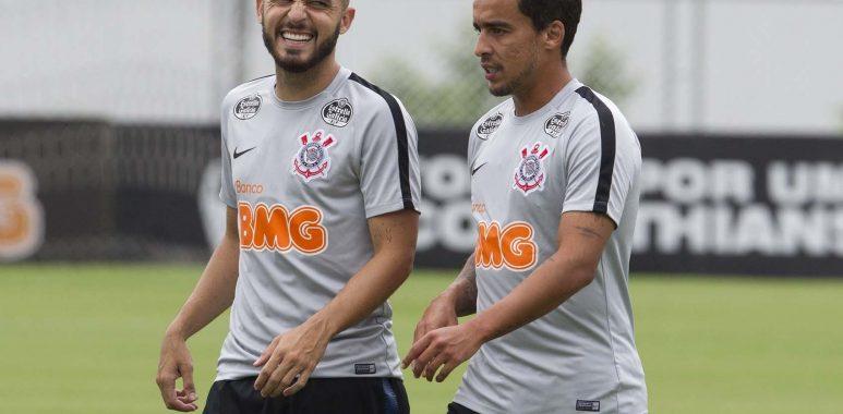 Regis - Jadson - Corinthians