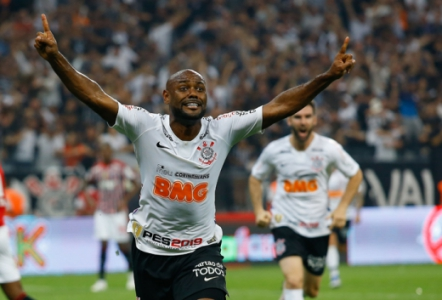 Corinthians x São Paulo - Vagner Love