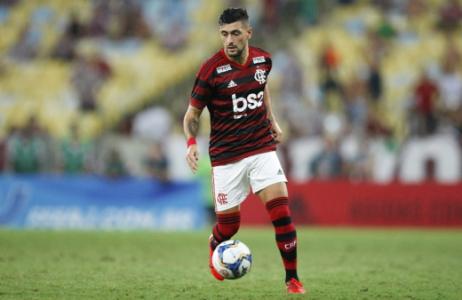Flamengo x Fluminense - Arrascaeta