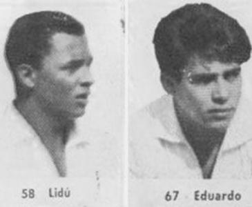 Lidu e Eduardo