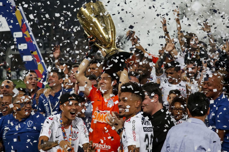 Cassio - Corinthians Campeão Paulista 2019