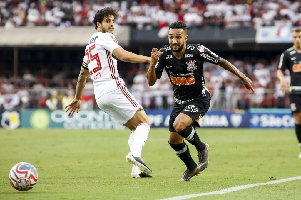 Clayson - São Paulo 0 x 0 Corinthians