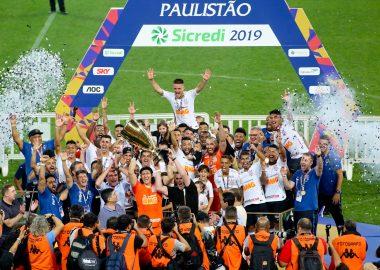 Corinthians - Campeão Paulista 2019