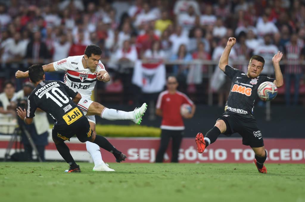 Sao Paulo 0 x 0 Corinthians - Final - Paulistão 2019