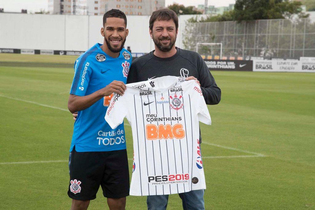 Everaldo - Duilio - Corinthians