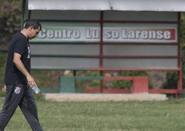Fábio Carille - Trieno do Corinthians na Venezuela