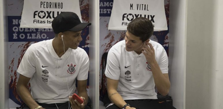 Pedrinho - Mateus Vital - Corinthians
