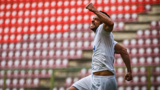 Cruzeiro x Deportivo Lara Fred