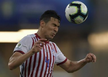 Balbuena - Paraguai na Copa América