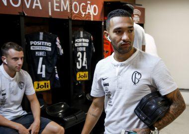 Carlos Augusto e Clayson - Corinthians
