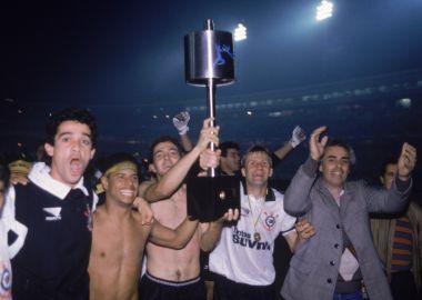 Corinthians - Campeão Copa do Brasil 1995