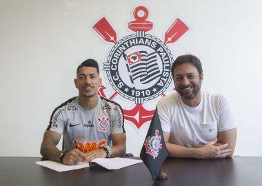 Ralf - Novo Contrato com o Corinthians