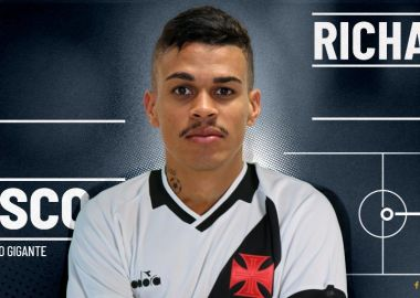Richard - Novo Reforço do Vasco