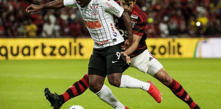 Vagner Love - Flamengo x Corinthians