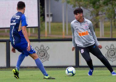 Araos - Jogo-treino Corinthians x Juventus-SP