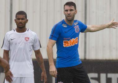 Boselli - Jogo Treino do Corinthians