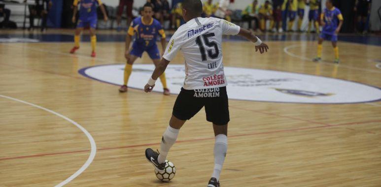 Café - Futsal Corinthians