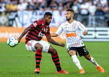 Clayson - Corinthians 1 x 1 Flamengo