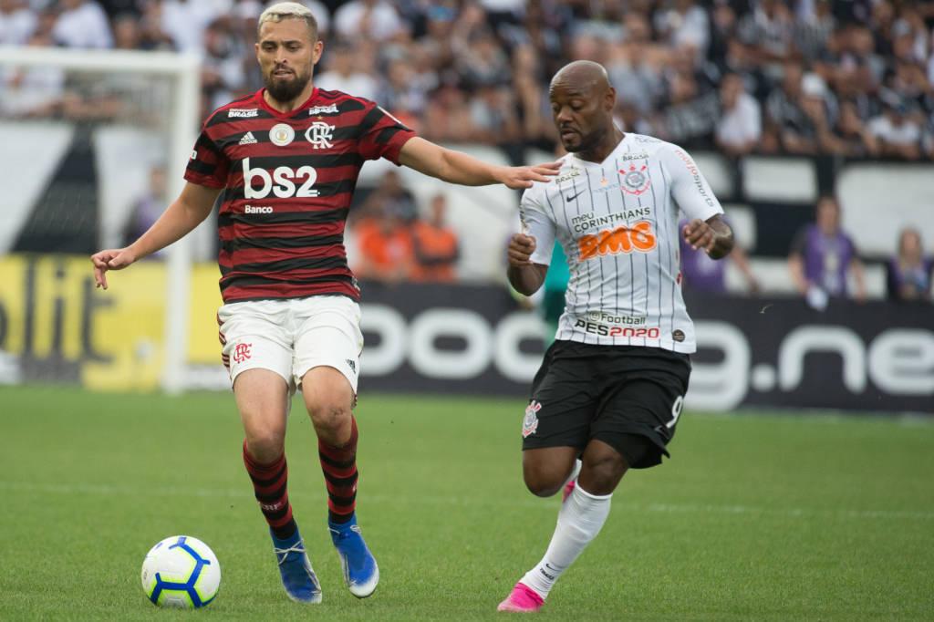 Corinthians 1 x 1 Flamengo - Brasileirão 2019