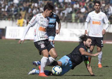 Corinthians 1 x 2 Londrina