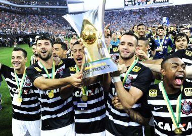Corinthians - Campeao Brasileiro 2015