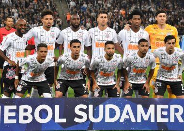 Corinthians 2 x 0 Montevideo Wanderers