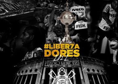 Corinthians - Libertadores 7 anos