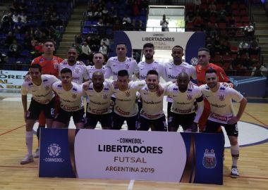 Corinthians - Libertadores Futsal 2019