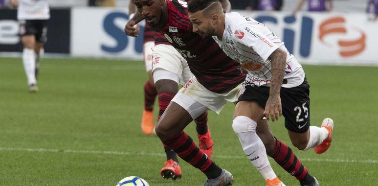 Corinthians x Flamengo - Brasileirão 2019