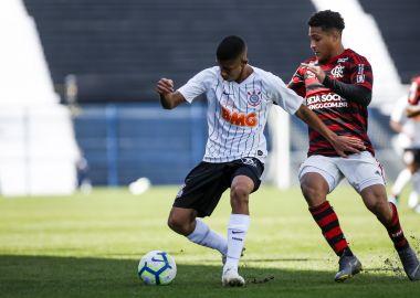 Corinthians x Flamengo - Sub-20
