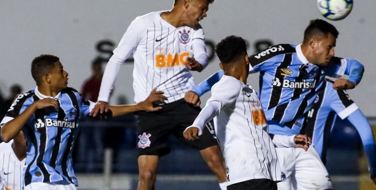 Corinthians x Gremio - Brasileirao Sub 17