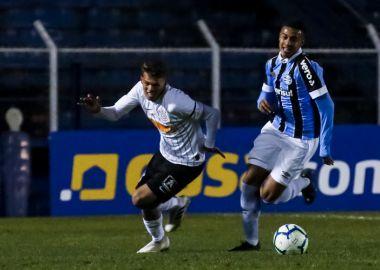 Corinthians x Grêmio - Brasileiro Sub 17