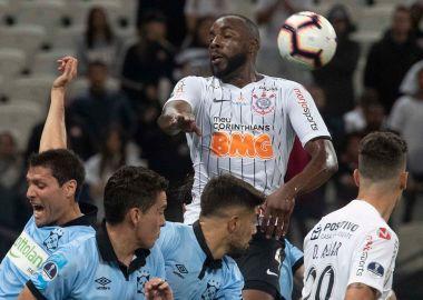 Corinthians x Montevidedo Wanderers