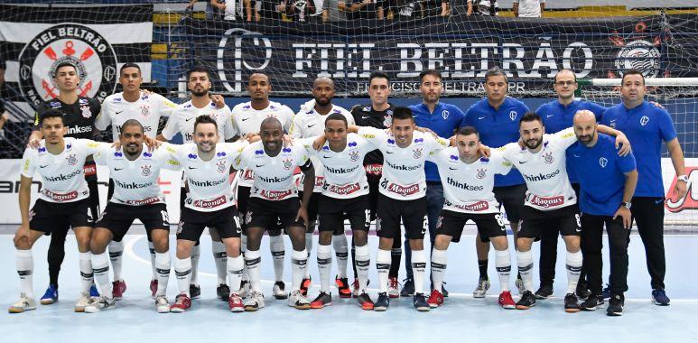 Elenco Corinthians Futsal 2019
