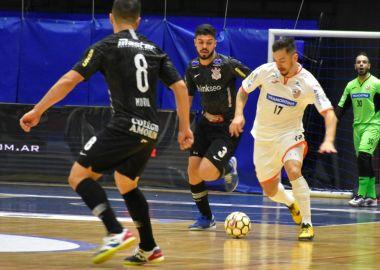Futsal - Corinthians x Carlos Barbosa - Libertadores