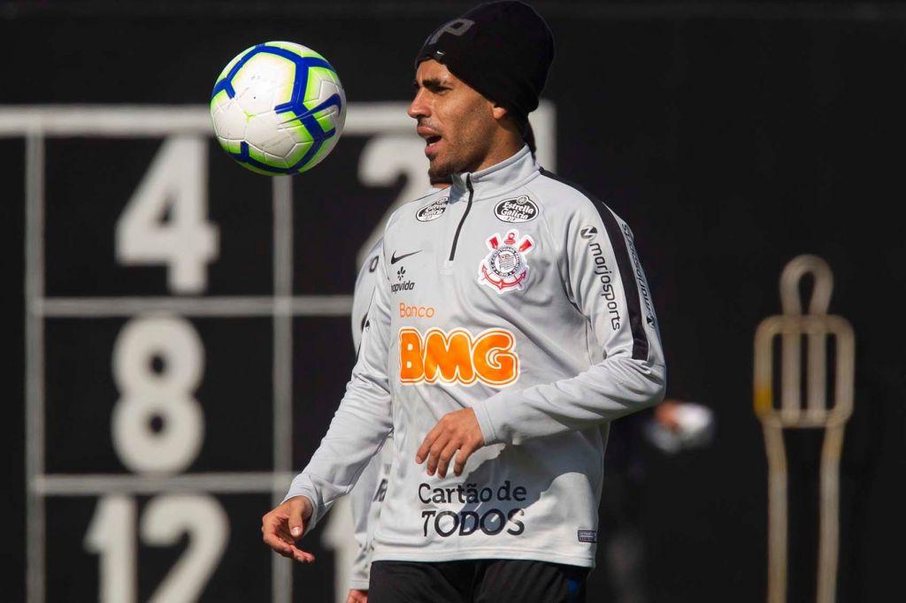Gabriel será titular em Corinthians x Flamengo