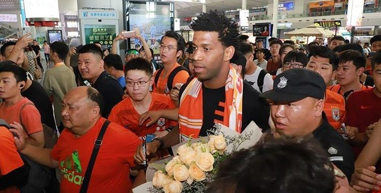 Gil - Despedida na China