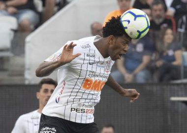 Gil - Zagueiro do Corinthians