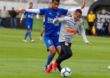 Janderson - Corinthians x Juventus-SP