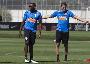 Manoel - Henrique - Corinthians