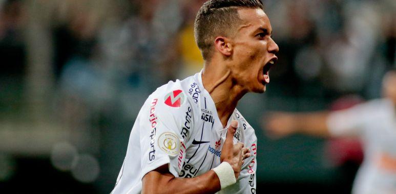 Pedrinho - Gol do Corinthians