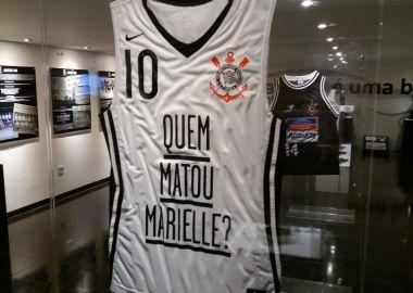 Quem Matou Marielle - Corinthians