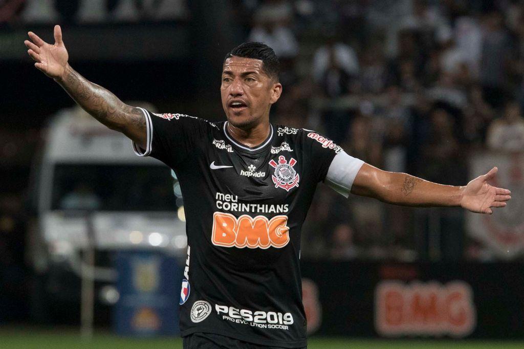 Ralf capitão no Corinthians
