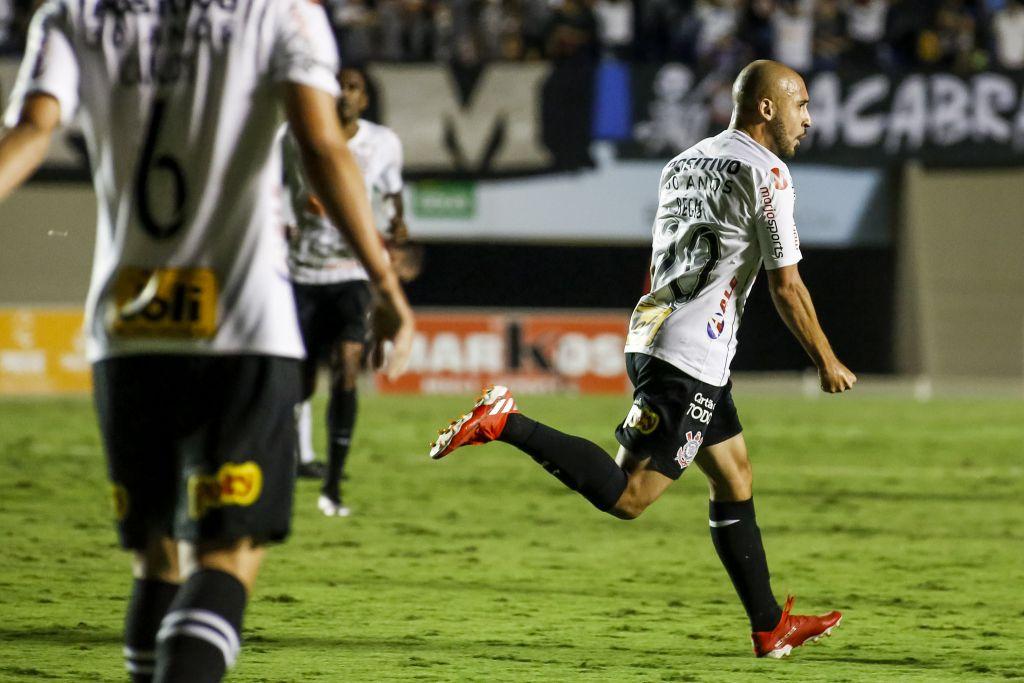 Regis - Vila Nova 1 x 2 Corinthians