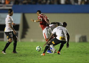 Vila Nova 1 x 2 Corinthians - Amistoso