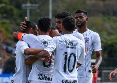 América-MG 1 x 5 Corinthians - Brasileirão Sub 20