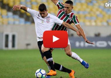Assistir Corinthians x Fluminense Ao Vivo