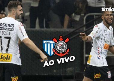 Avaí x Corinthians Ao Vivo