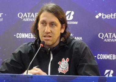 Cassio - Entrevista no Corinthians