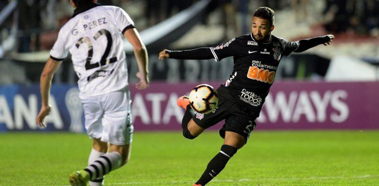 Clayson - Montevideo Wanderers 1 x 2 Corinthians
